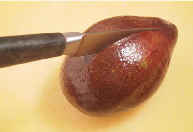 режим авокадо пополам