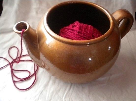 Для любителей вязания, кто вяжет с трех ниток