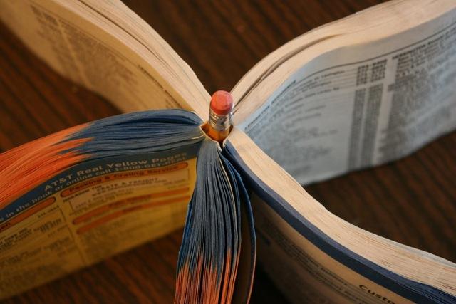 Подставки для карандашей и ручек из справочника номеров
