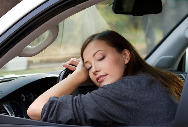 как не уснуть в дороге машине, за рулем