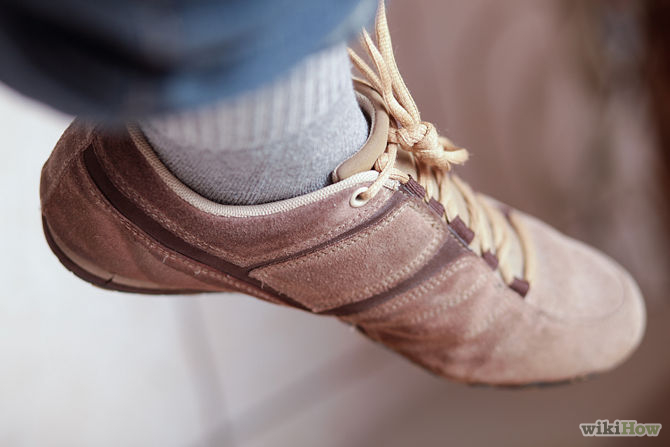Как растянуть дискомфортную обувь