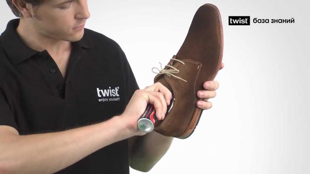 Как растянуть кожаную обувь своими руками