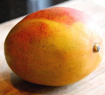 перед едой манго помойте