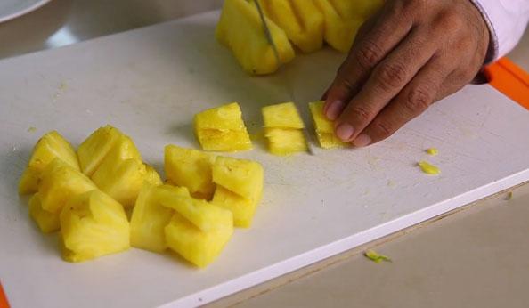 Добавьте ананас в свой обычный рацион