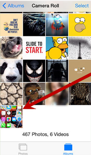Как сделать скриншот (снимок экрана) на iPhone