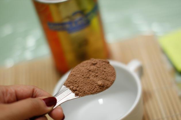 Начните с хорошего какао