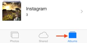 Как удалить фотоальбом и все фотографии на iPhone