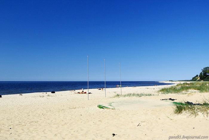 Янтарное побережье Калининграда