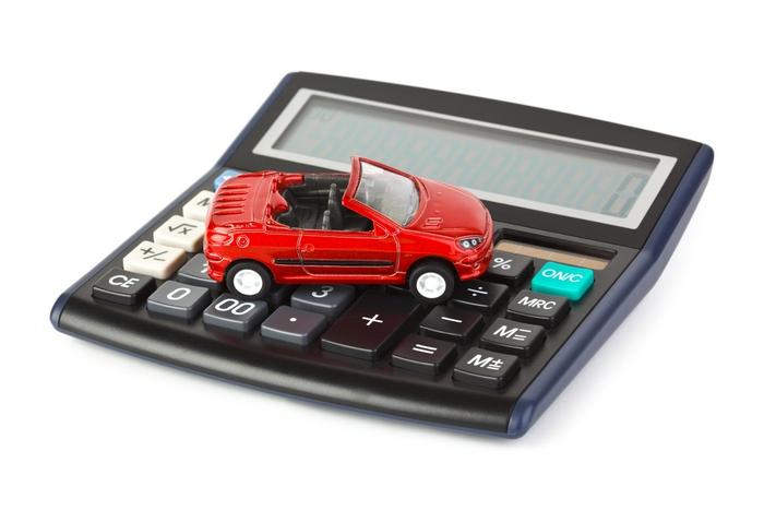авто и калькулятор