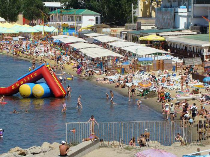 Где отдохнуть в России летом
