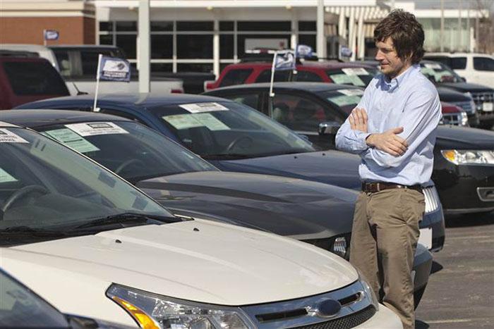 Как купить авто с пробегом с рук. Оформление