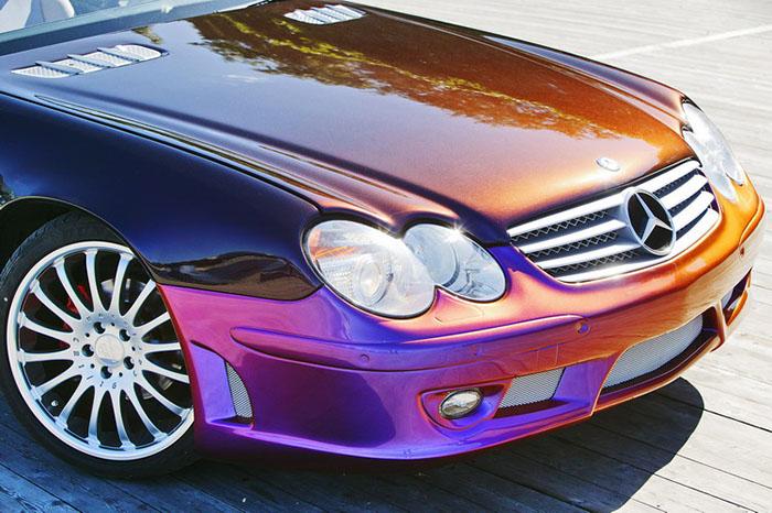 Как подобрать краску для автомобиля самому