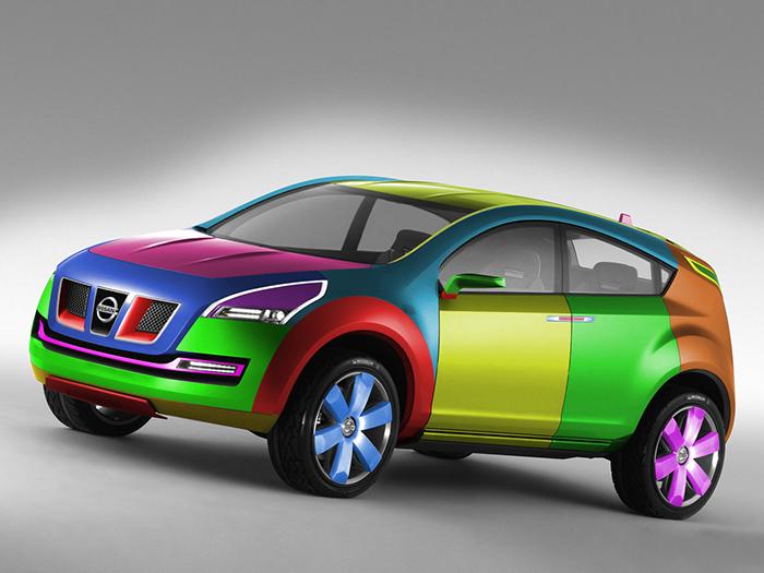 Как узнать цвет автомобиля