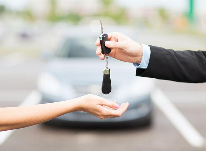 Оформление автомобиля на юридическое лицо