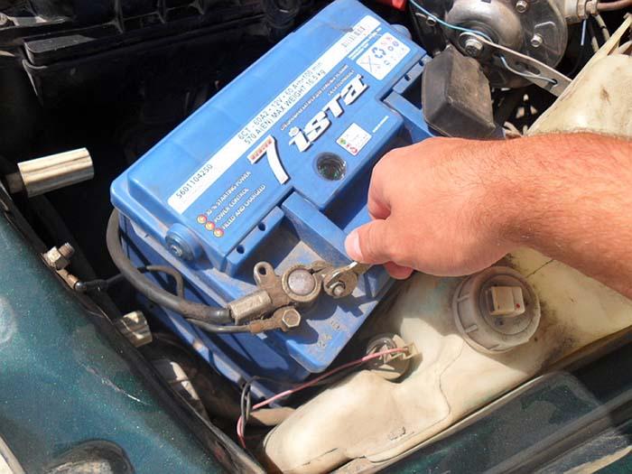 Порядок подключения аккумулятора автомобиля