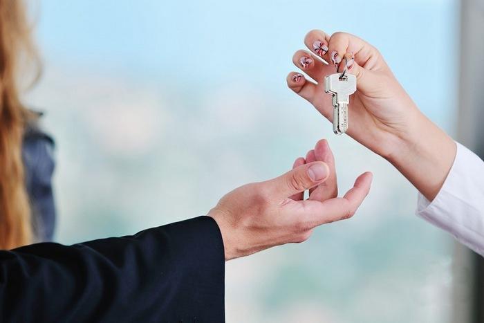 предача ключей от авто