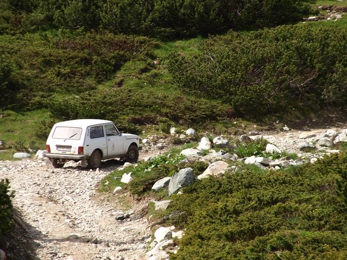 запуск авто с горы