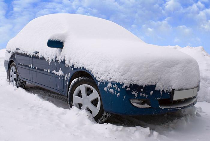 Как завести машину автомат зимой в мороз