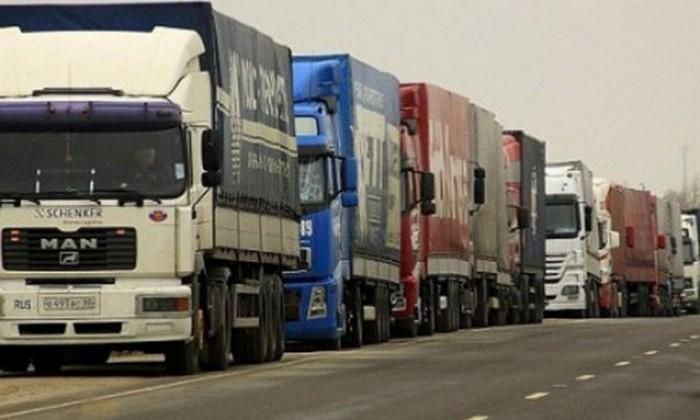 грузовое авто из-за рубежа
