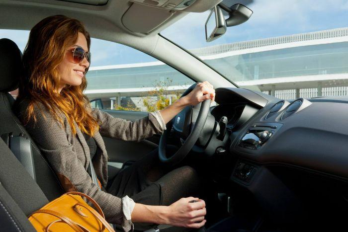 Как научиться вождению с нуля