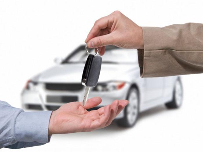 Как продать автомобиль организации