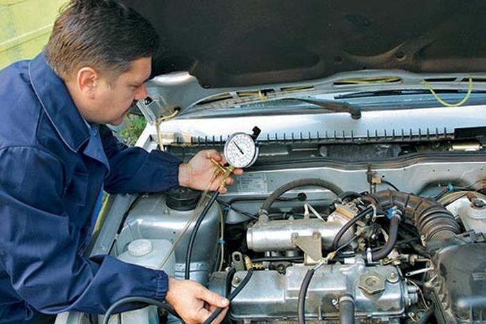 Как заводить машину с инжекторным двигателем в мороз