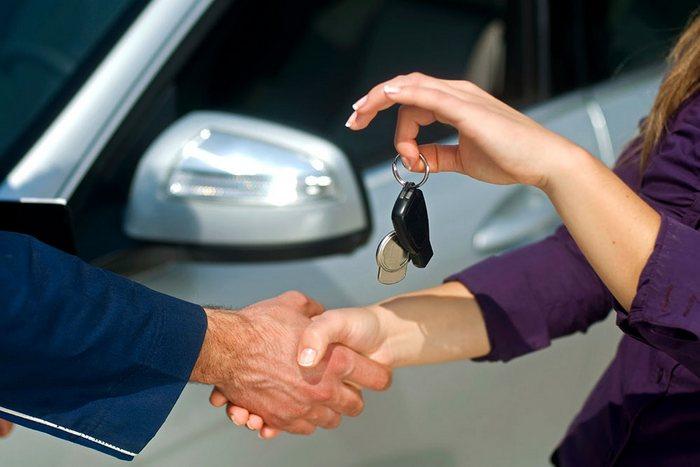 продать авто