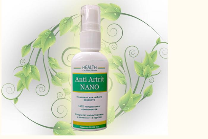 Anti Artrit Nano