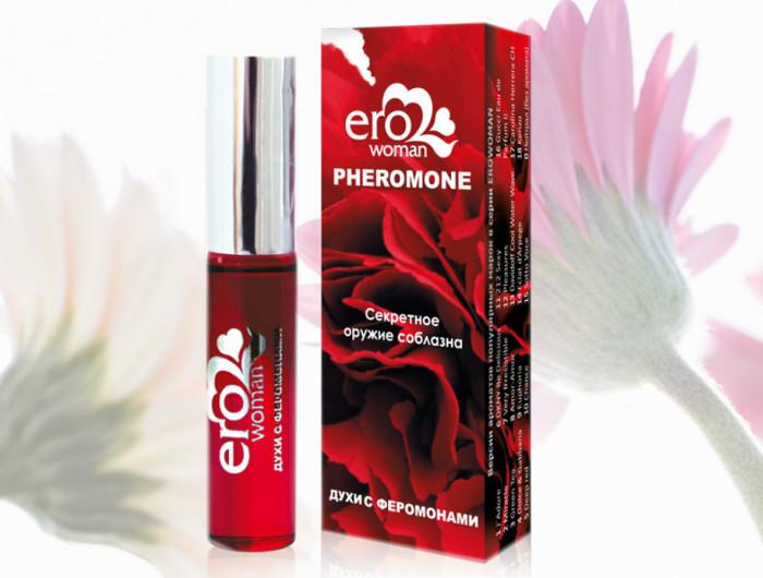 Духи с феромонами Erowoman