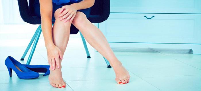 Отечность ног - проблема многих женщин