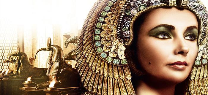 Изображение Клеопатры глазами историков