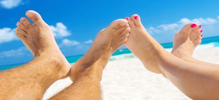 Значение человеческих волос на ногах