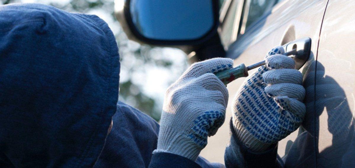 Варианты мест для ограбления авто