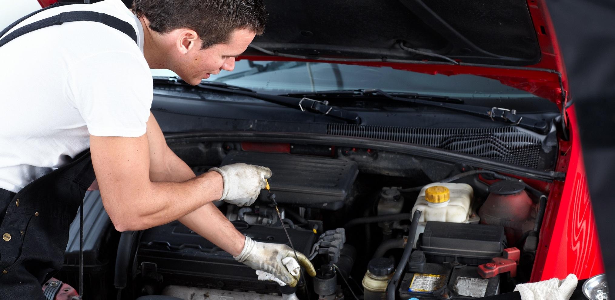 Диагностика автомобиля на сервисе