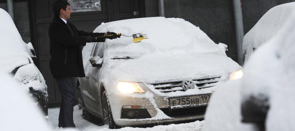 Зимний уход за автомобилем