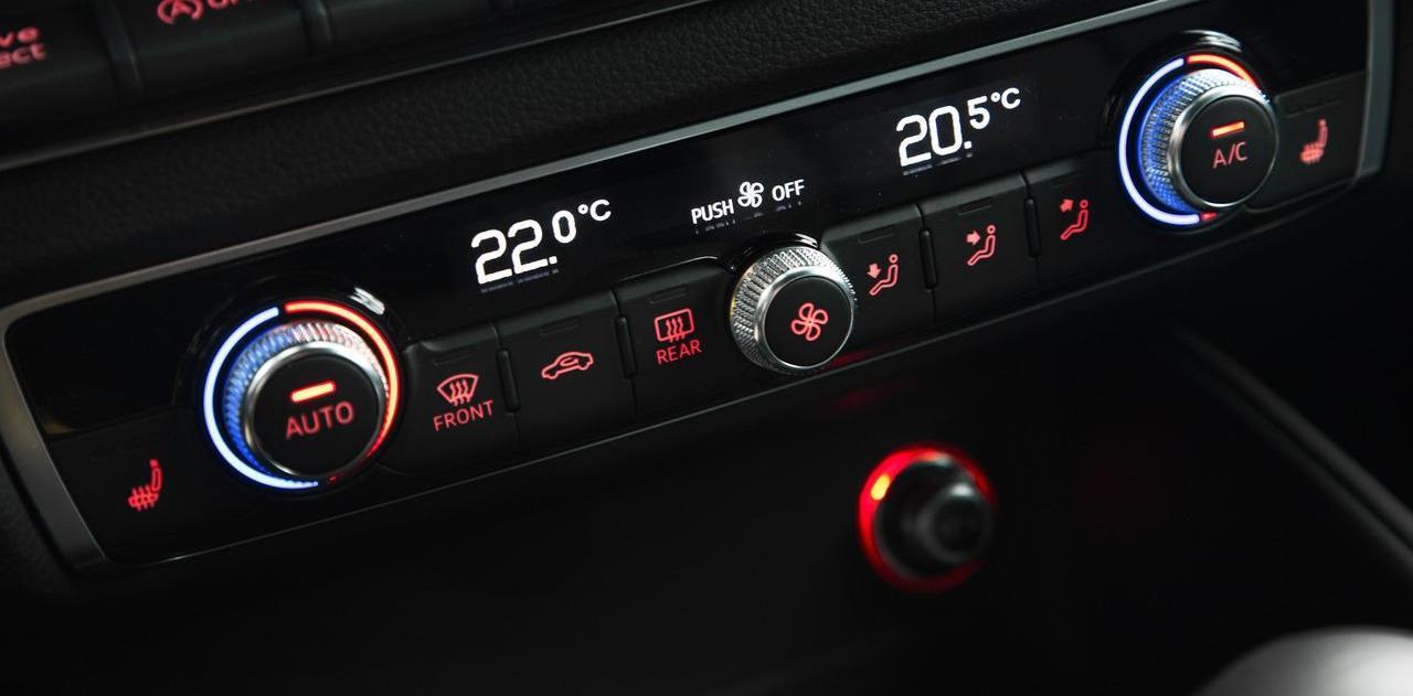 Настройка системы климат контроля