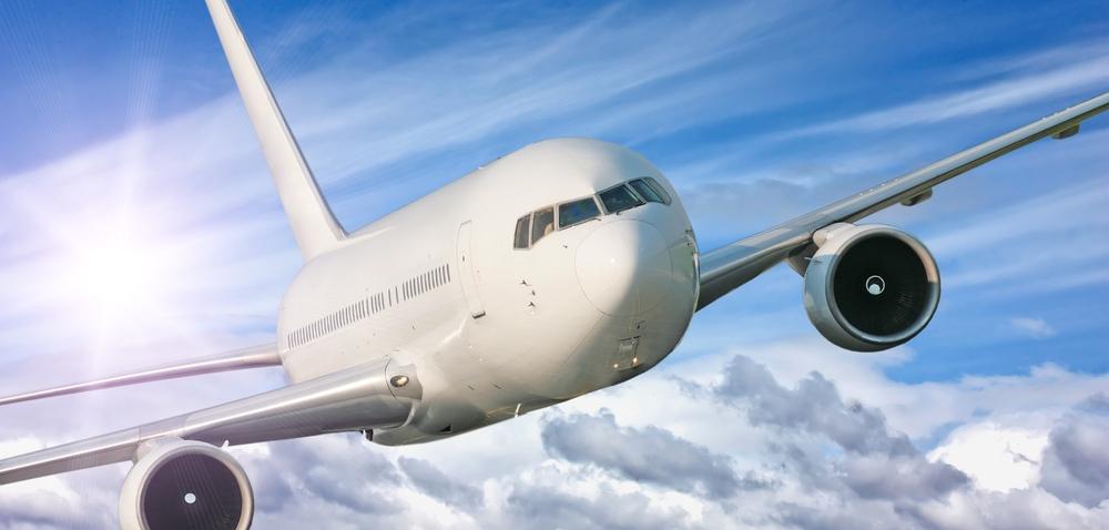 Путешествие с помощью самолета