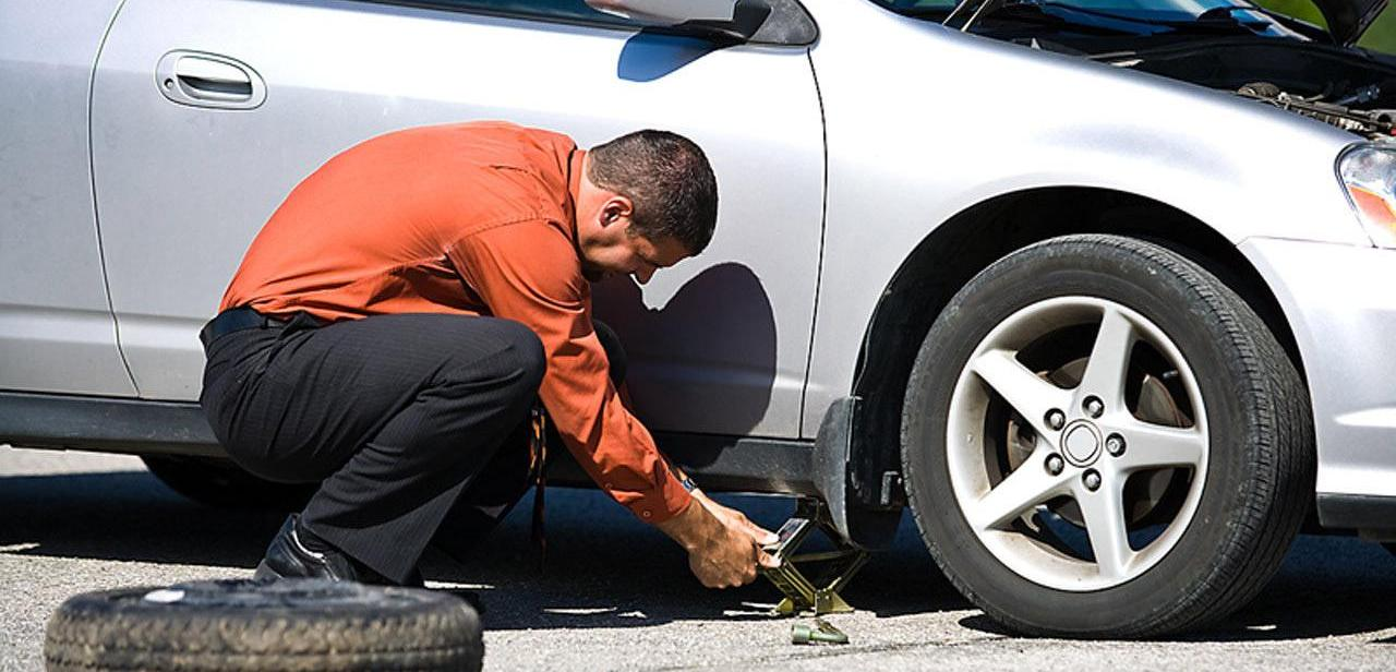 Советы для правильной замены колеса