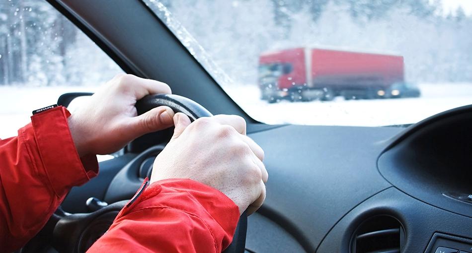 Советы по вождению в снегопад