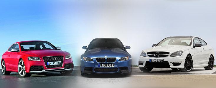 Эмблемы немецких автомобилей