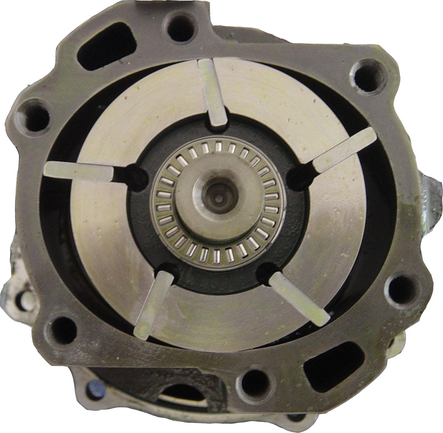 Масляный мотор с функцией регулирования