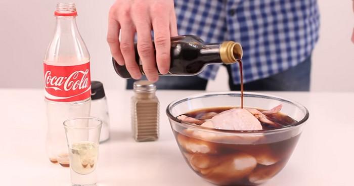 маринад для мяса из coca-cola