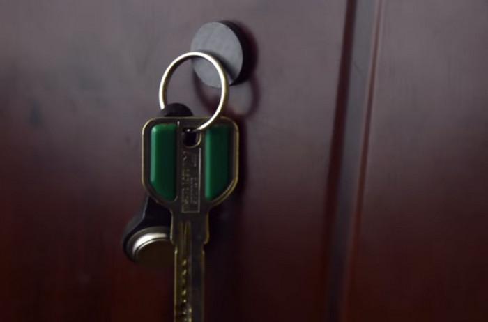 ключи на магните