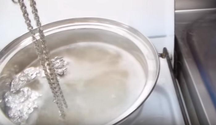 серебро сода
