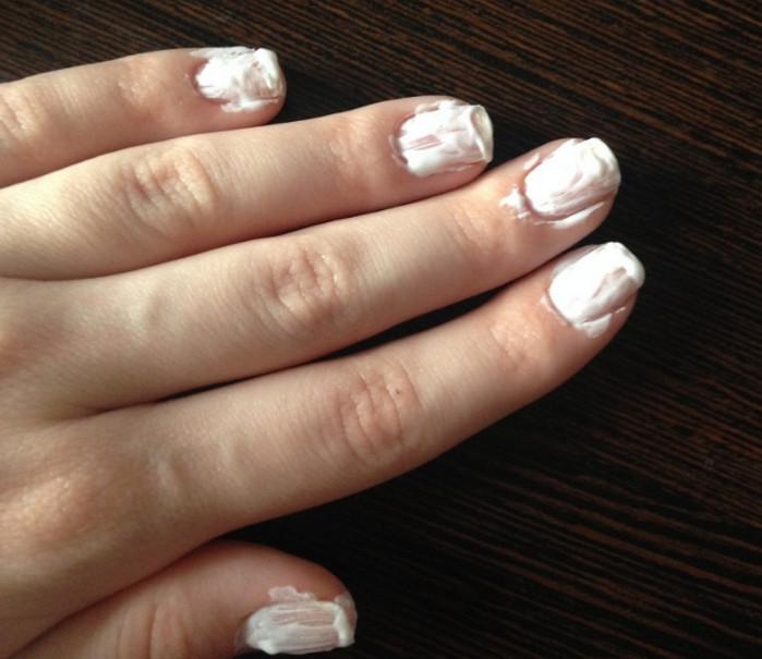 паста для ногтей