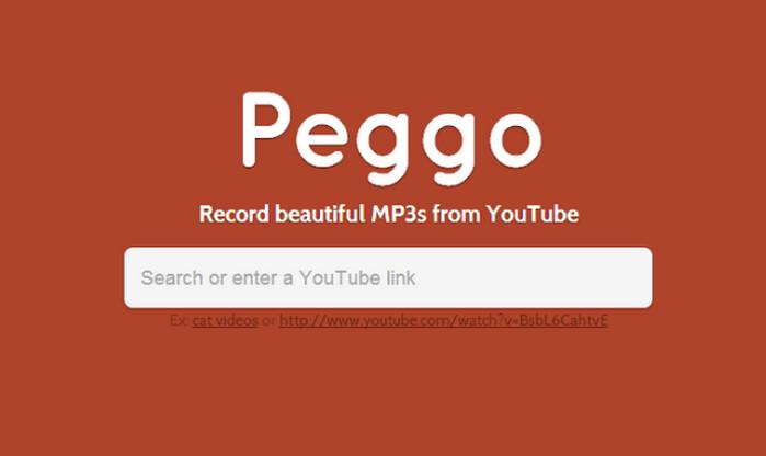 сайт PEGGO