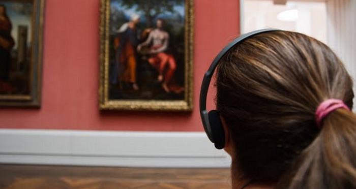 аудиогид в музее