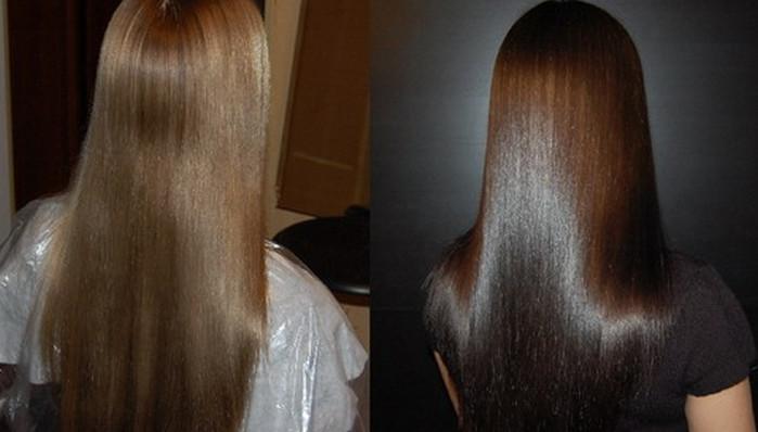 окрашивание волос кофейной гущей