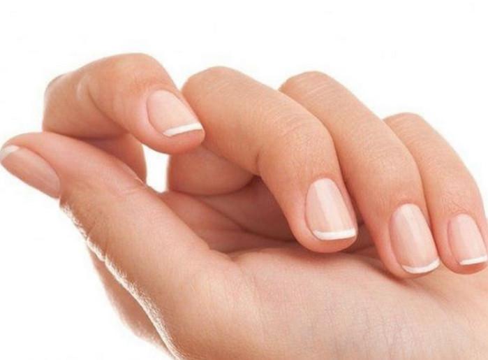 крепкие и красивы ногти на руках