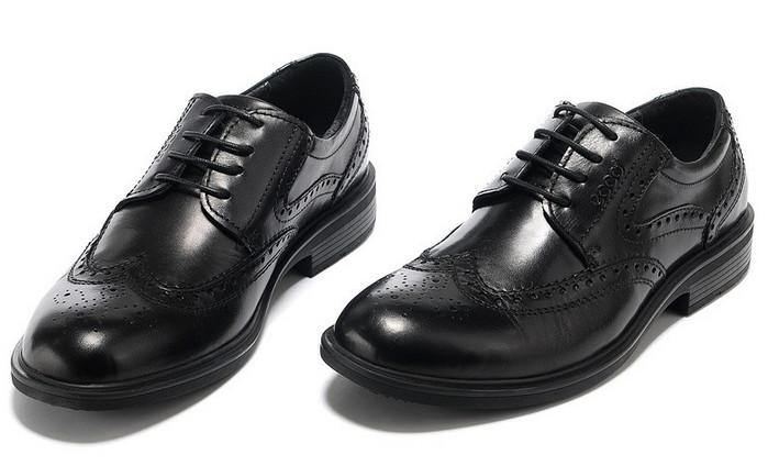 кожаные туфли